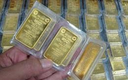 Giá vàng tăng mạnh gần 2 triệu đồng/lượng ngay khi mở cửa