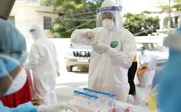 Hà Nội kêu gọi hơn 18.000 người về từ Đà Nẵng đến xét nghiệm PCR