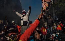 Tài xế công nghệ biểu tình khắp Mỹ Latinh