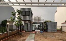 Con gái chi 500 triệu đồng xây nhà vườn container để bố về hưu thỏa mãn đam mê trồng rau ở Sài Gòn