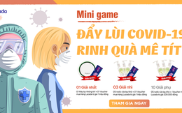 """Phát động mini game """"ĐẨY LÙI COVID-19, RINH QUÀ MÊ TÍT"""" của Bộ Y tế trên Mạng xã hội Lotus"""