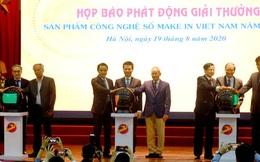 Chính thức phát động Giải thưởng Sản phẩm công nghệ số Make in Vietnam, bàn đạp phát triển một quốc gia số