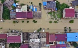 Sông Dương Tử chìm trong nước lũ, Trung Quốc kích hoạt báo động chưa từng có