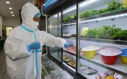 Bloomberg: Thực phẩm đông lạnh rất khó trở thành kênh lây nhiễm Covid-19