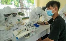 Hà Nội phát hiện 1 ca dương tính SARS-CoV-2 khi đến bệnh viện khám bệnh