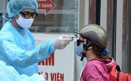 NÓNG: Bệnh viện E tạm dừng tiếp nhận khám chữa bệnh sau khi Hà Nội ghi nhận một ca nghi nhiễm SARS-CoV-2