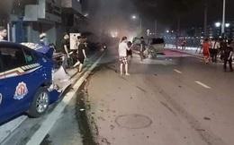 Vụ xe Lexus gây tai nạn khiến nữ công an phường tử nạn: Lái xe Lexus là con đại gia ngành thép?