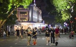 Dừng các hoạt động tại phố đi bộ quận Hoàn Kiếm từ ngày 21/8