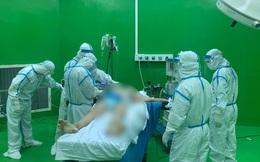 Ca phẫu thuật giữa tâm dịch: Cứu sống bệnh nhân Covid-19 sốc mất máu ở Bệnh viện Dã chiến Hoà Vang