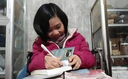 """Cổ tích giữa đời thường: Vượt định kiến """"con hoang"""" và bệnh hiểm nghèo, cô gái Nghệ An bán bột nghệ làm thư viện cho mọi người đọc miễn phí"""