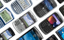 Cùng nhìn lại những chiếc điện thoại BlackBerry tốt nhất đã thay đổi cả thế giới