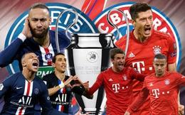 Chung kết PSG vs Bayern Munich: Sự lên ngôi của đồng tiền?