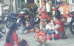 TP.HCM: Vận động người dân không không cho tiền trực tiếp các đối tượng xin ăn trên đường phố