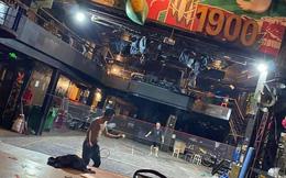 """Club """"đi đu đưa"""" nổi tiếng nhất nhì Hà Nội biến thành sân cầu lông vì nghỉ dịch Covid-19"""