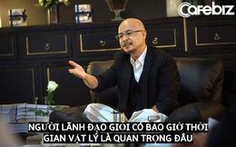 Chủ tịch Đặng Lê Nguyên Vũ từng tiết lộ cách đặc biệt quản lý Trung Nguyên dù 5 năm lên núi trong 1 câu nói, người làm sếp doanh nghiệp có thể học hỏi