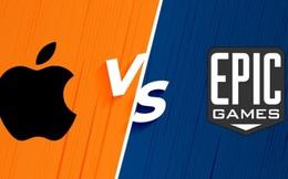 """Apple bất ngờ """"đổ hết vai ác"""" cho Epic Games, lập tức bị đáp trả đầy đanh thép"""