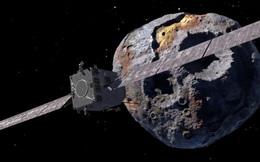 Sứ mệnh khám phá tiểu hành tinh chứa kho báu 10.000 triệu tỉ USD của NASA đạt dấu mốc quan trọng