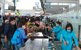 Khách đi Hàn, Nhật mắc COVID-19, một loạt nhân viên sân bay Nội Bài bị cách ly