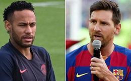 """Gọi điện cho Neymar, Messi nuôi ý định tạo ra """"bom tấn kép"""" rung chuyển thế giới bóng đá"""