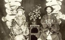 Loạt ảnh cũ cuối thời nhà Thanh: Lễ đường thành hôn được trang trí hoành tráng, một phần Vạn Lý Trường Thành hùng vĩ giữa không trung