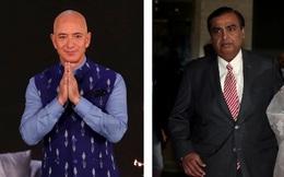 Tỷ phú giàu nhất hành tinh đấu với người đàn ông giàu nhất châu Á
