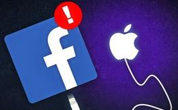 Apple cấm Facebook công khai khoản phí 30%