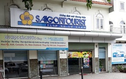 Saigontourist báo lỗ hơn 180 tỷ đồng