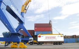 Thaco xuất khẩu lô xe thứ 3 sang Myanmar