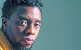 """Tài tử quá cố Chadwick Boseman (Black Panther): Từng là thầy giáo, khẳng định """"đàn ông dại mới cố gắng chiến thắng vợ của mình"""""""