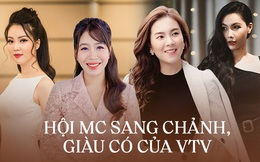 Đọ độ giàu có của dàn MC nữ VTV: Mai Ngọc sở hữu cả BST đồ hiệu, Thuỵ Vân - Diệp Chi cũng chẳng kém