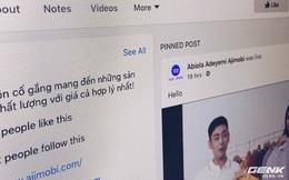 Sau Ivanovic, đến lượt vị chính trị gia đã qua đời vì COVID-19 bị người Việt chiếm dụng fanpage để bán hàng online
