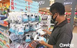 Khẩu trang đội giá gấp 3 - 4 lần, đại gia bán lẻ Việt tung 12 triệu khẩu trang vải kháng khuẩn, giá 7.000 đồng/chiếc