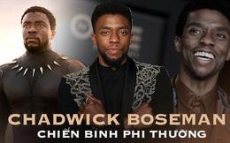 """""""Black Panther"""" Chadwick Boseman: Cả đời tận hiến vì nghệ thuật như một người hùng!"""
