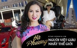 """Em gái Cẩm Ly: Thành """"người Việt giàu nhất thế giới"""" sau khi lấy chồng tỷ phú ở Mỹ, gia tài đồ sộ, vi vu với chuyên cơ riêng"""