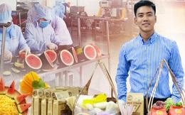 """Một chùm nho Nhật mua được cả tấn lúa Việt Nam và con đường """"gai"""" của chàng trai """"đòi lại"""" thương hiệu cho bánh tráng, bún Việt"""