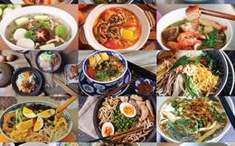 5 kỷ lục thế giới đầu tiên cho ẩm thực Việt Nam