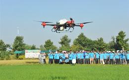 Tập đoàn Lộc Trời lãi 116 tỷ đồng 6 tháng đầu năm, muốn phát triển tổ bay drone 200 người để phun thuốc 20.000ha vụ Đông Xuân