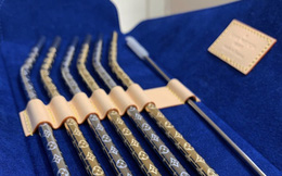 Louis Vuitton vừa ra mắt bộ ống hút hơn 30 triệu đồng đã lập tức cháy hàng