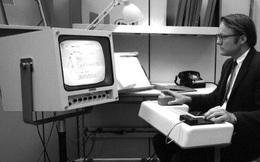 """""""Cha đẻ"""" của chuột máy tính vừa qua đời ở tuổi 91"""