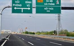 Cao tốc Hà Nội - Hải Phòng chính thức thu phí tự động không dừng từ ngày 11/8