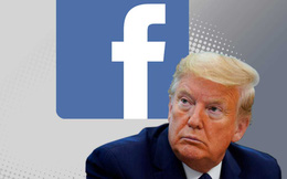 Facebook gỡ bài đăng của ông Trump vì thông tin trẻ em miễn dịch Covid-19