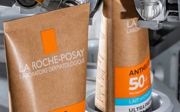 Bảo vệ môi trường như La Roche-Posay: Sử dụng bao bì giấy đầu tiên trên thế giới cho sản phẩm chống nắng