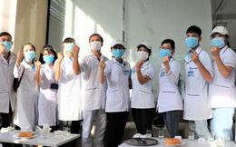 """58 """"chiến binh"""" áo blouse trắng của Hải Phòng, Bình Định có mặt tại tâm dịch Đà Nẵng: """"Chúng tôi đã sẵn sàng!"""""""