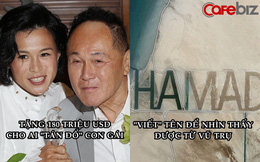 Cách tiêu tiền không giống ai của tỷ phú: Treo thưởng 180 triệu USD cho ai 'tán đổ' con gái, mua chén uống trà giá 36 triệu USD