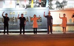 0h ngày 8/8: Bệnh viện C Đà Nẵng chính thức kết thúc phong tỏa