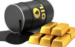 Thị trường ngày 8/8: Vàng đảo chiều giảm hơn 2% do USD mạnh lên, dầu xuống dưới 45 USD/thùng