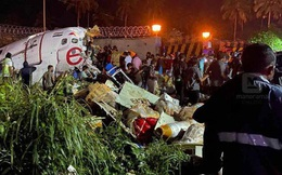 20 người thiệt mạng trong tai nạn máy bay tại Ấn Độ