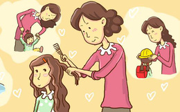 """Lá thư tuyệt mệnh chấn động của cô con gái 9 tuổi mắc bệnh bạch cầu: """"Nếu có kiếp sau, xin Thượng Đế hãy cho con lại được là con của mẹ!"""""""