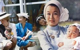 Nàng dâu đức hạnh của Hoàng gia Nhật: Xuất thân từ gia đình giàu có hiển hách, khi chồng qua đời vẫn một lòng phụng sự gia đình chồng