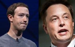 Sau chia tách cổ phiếu Tesla, ông Elon Musk giờ giàu hơn cả Mark Zuckerberg